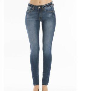 Kancan whisker Jeans